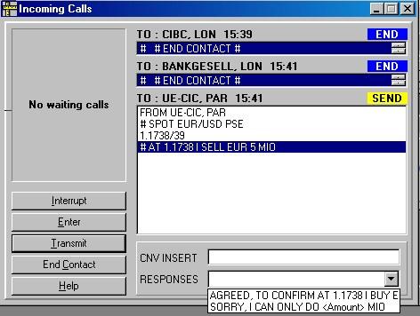 Forex interbank simulator